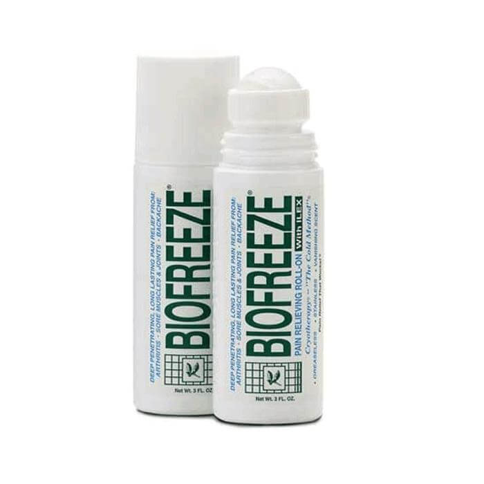 Biofreeze Roll On Κρυοθεραπεία 89ml