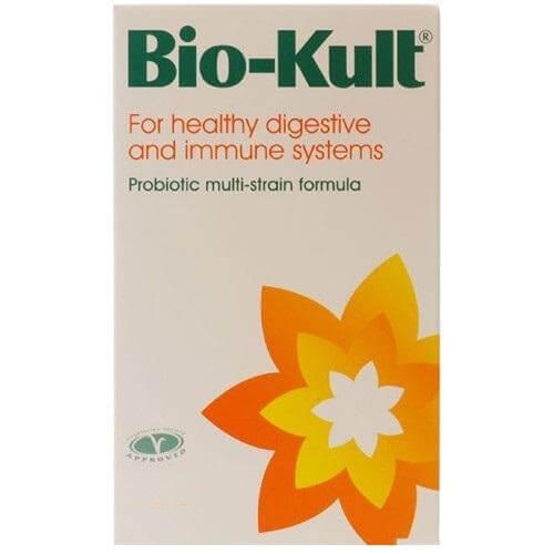 Bio-Kult Probiotic Multi-Strain Formula Προβιοτικό Συμπλήρωμα Για Την Υγεία Του Γαστρεντερικού 15 caps