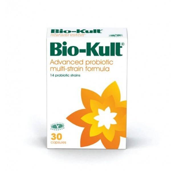Bio-Kult Advanced Multi-Strain Formula Προβιοτική Πολυδύναμη για τη Διατήρηση της υγείας του Πεπτικού Συστήματος 30caps