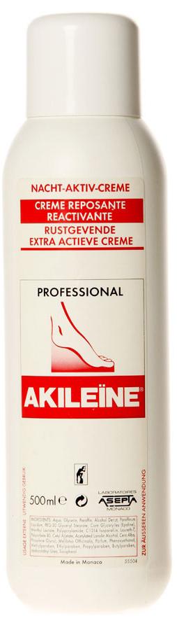 Vican Akileine Creme Resposante Καθημερινή Περιποίηση Για Κουρασμένα & Φλογισμένα Πόδια 500ml