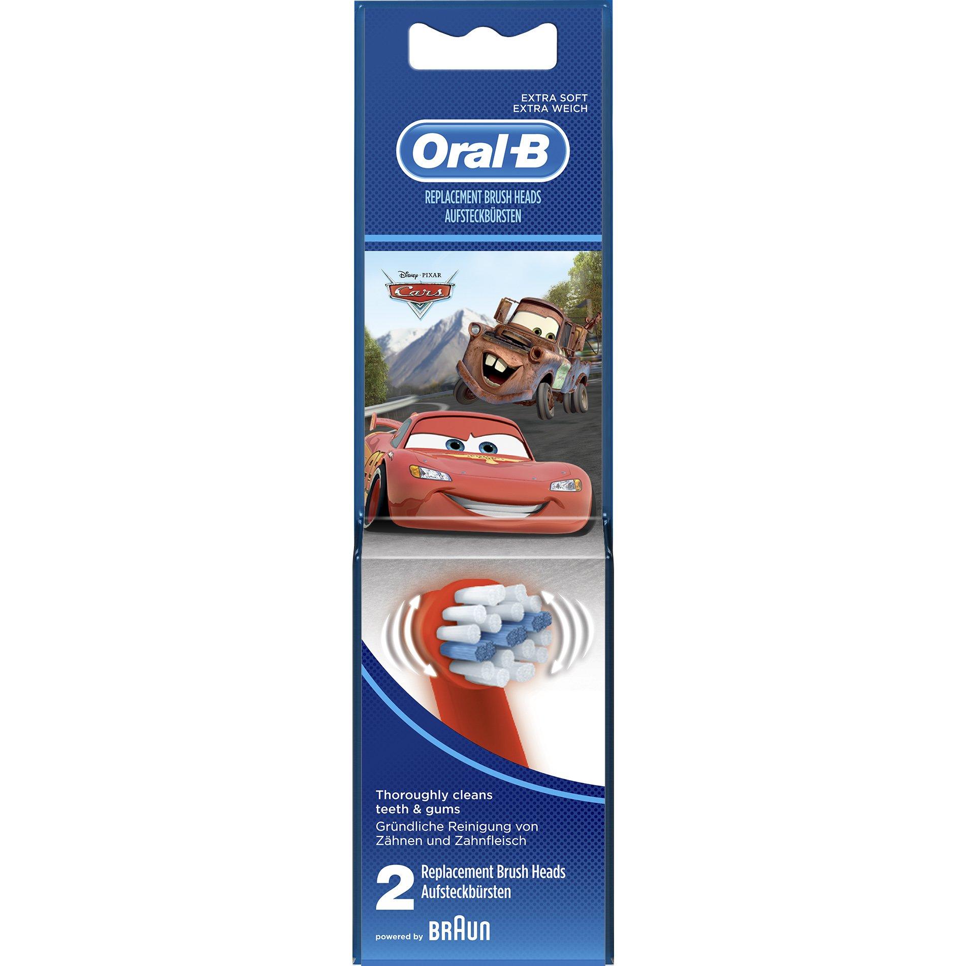 Oral-b Stages Ανταλλακτικές Κεφαλές Kids 2 Ανταλλακτικά