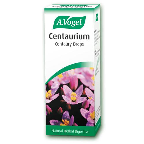 A.Vogel Centaurium Αντιμετώπιση Των Συμπτωμάτων Της Γαστροοισοφαγικής Παλινδρόμησης 50ml