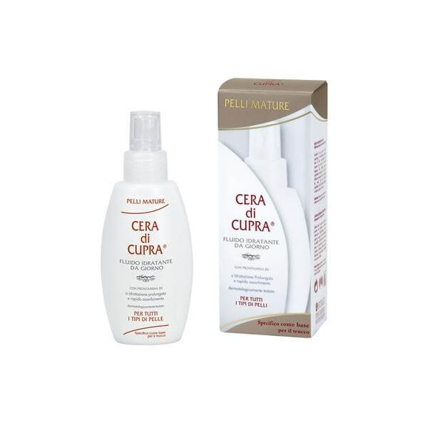 Cera Di Cupra Daily Moisturizing Fluid Κρέμα Καθημερινής Ενυδάτωσης 125ml