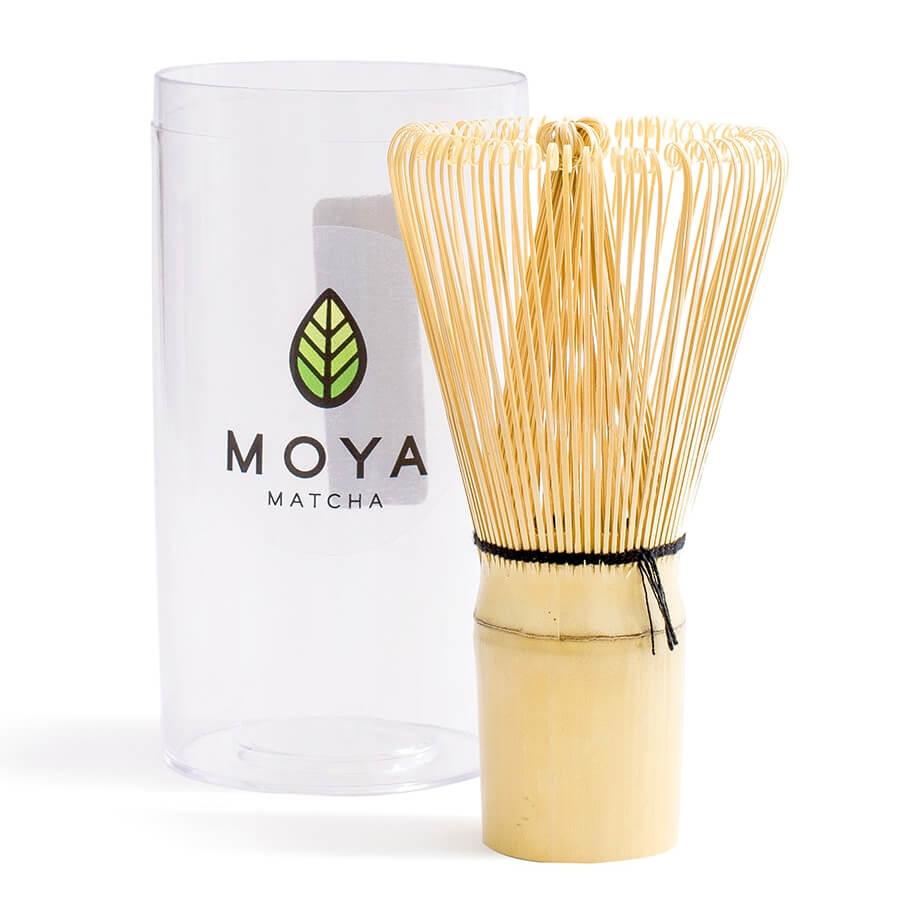 Moya Matcha Chasen Bamboo Whisk ΑναδευτήραςΠροετοιμασίας Τσαγιού Moya Matcha φαρμακείο   φυσικά προϊόντα   τσάι