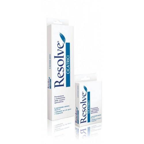 Resolve Cicatrici Πρόληψη Και Σχηματισμός Υπερτροφικών Και Χηλοειδών Ουλών 1τμχ 25x4cm