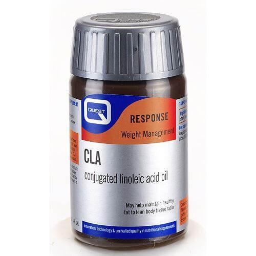 Quest Cla Conjugated Linoleic Acid Oil Caps 30s αδυνάτισμα   αδυνάτισμα   λιποδιαλύτες   καύση