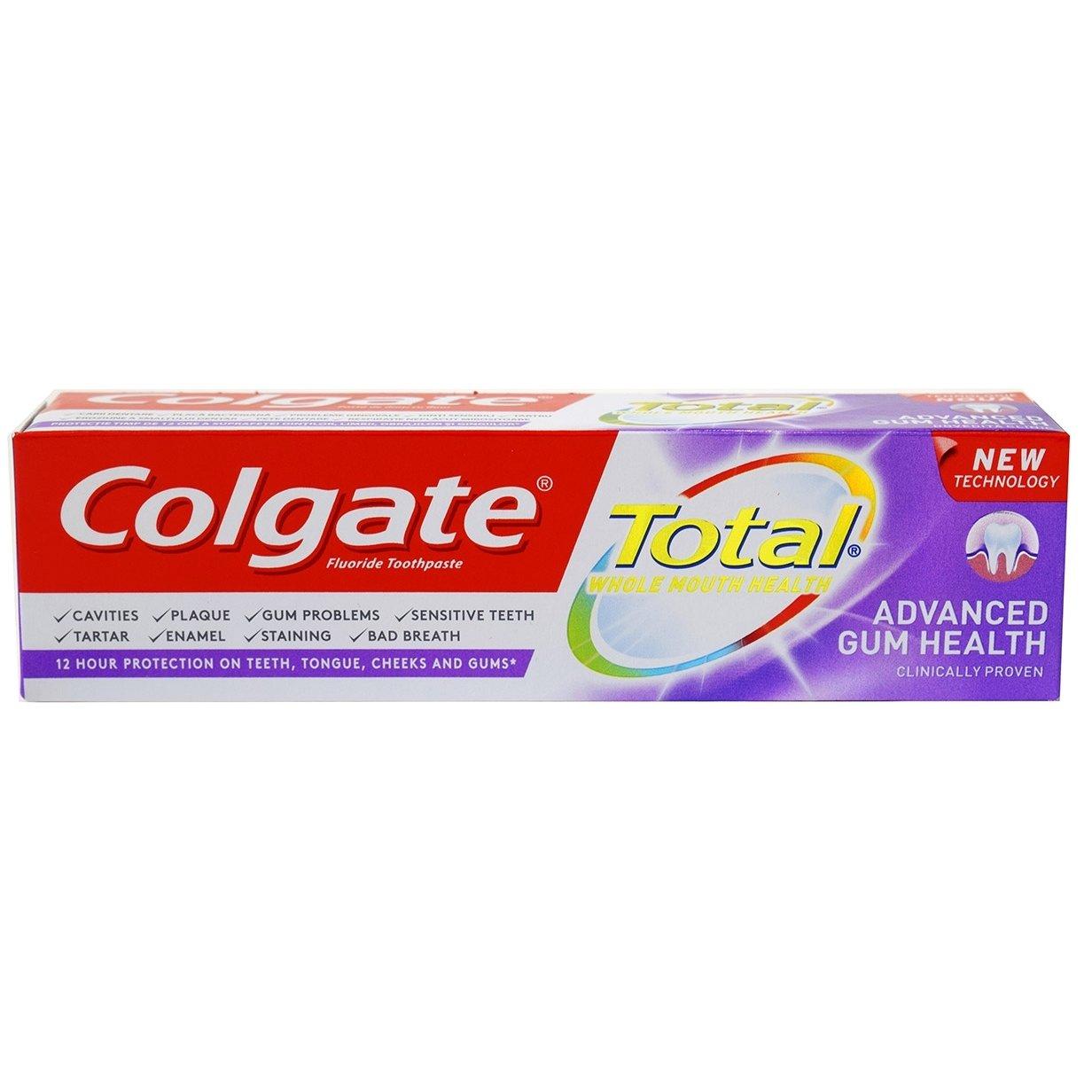 Colgate Total Advanced Gum Health Οδοντόκρεμα για 12ωρη Προστασία 75ml