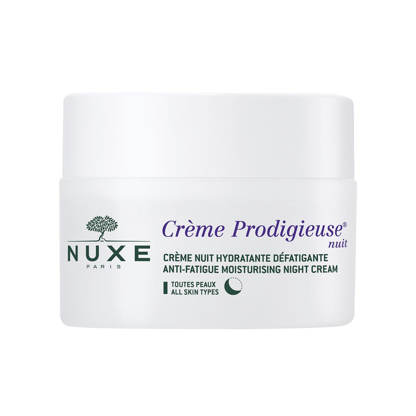 Nuxe Prodigieuse Crème Nuit – Κρέμα Νυκτός για Θρέψη και Ανάπλαση του Δέρματος 50ml