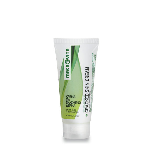 Macrovita Cracked Skin Cream Κρέμα Για Σκασμένο Δέρμα 60ml