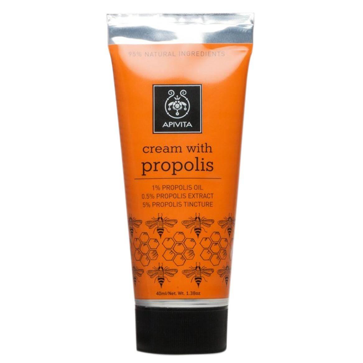 Apivita Herbal Cream Κρέμα Με Πρόπολη 40ml 3872