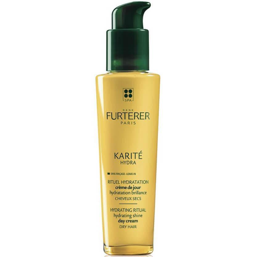 Rene Furterer Karite Hydra ΕνυδατικήΚρέμα Ημέρας Λάμψης για Ξηρά Μαλλιά 100ml