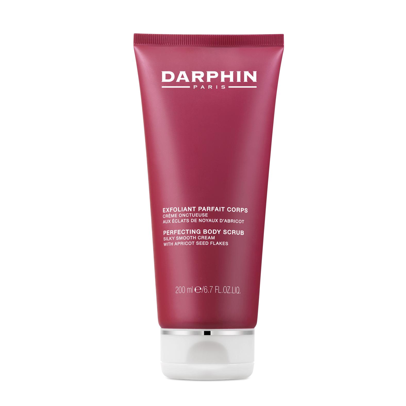 Darphin Perfecting Body Scrub Απολεπιστική Κρέμα Σώματος με Βελούδινη Κρεμώδη Υφή με Νιφάδες από Σπόρους Βερίκοκου 200ml