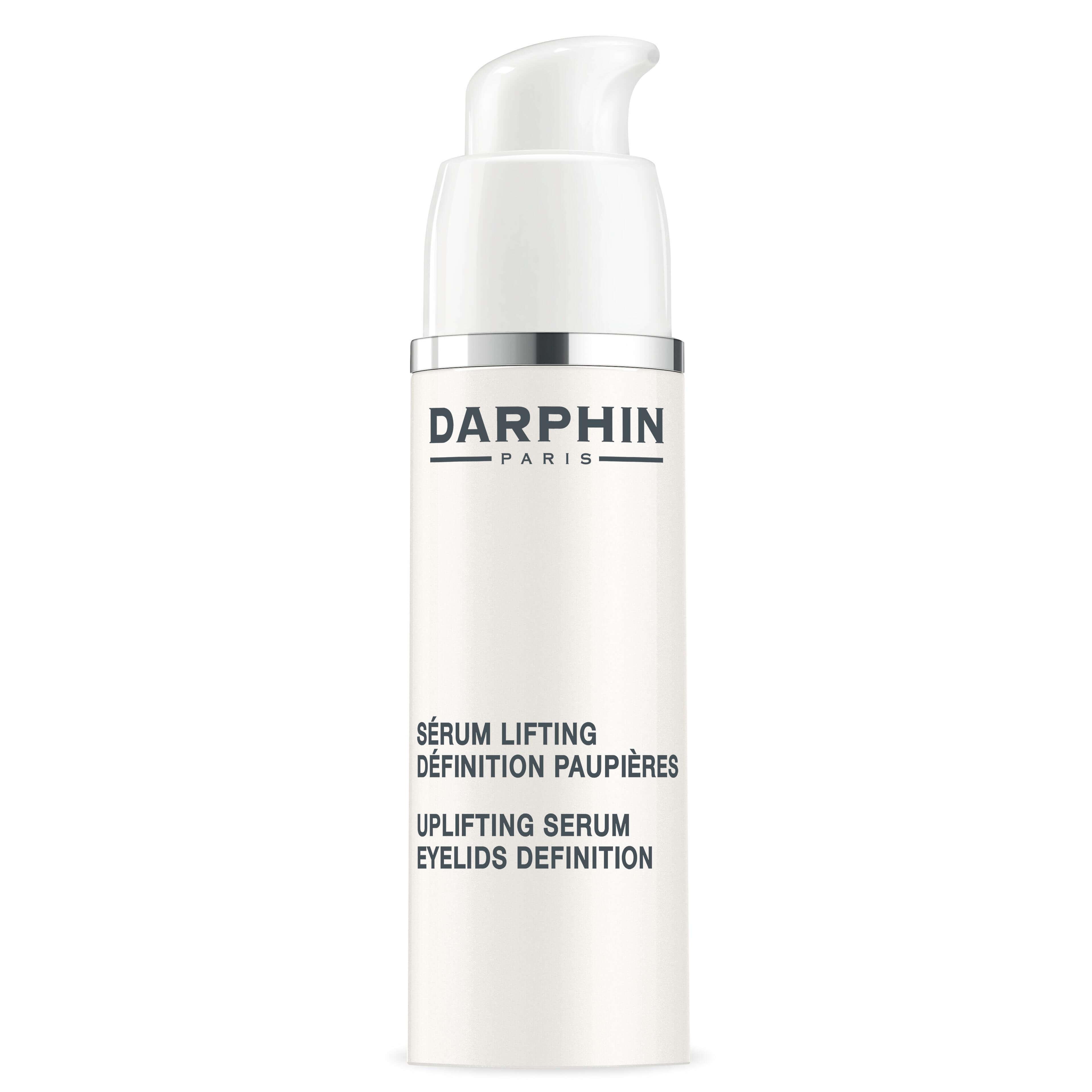 Darphin Eye Care Serum Uplifting Eyelids Definition Τονωτικός Ορός Λείανσης & Σύσφιξης για τα Μάτια για πιο Ζωντανό Βλέμμα 15ml