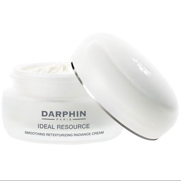 Darphin Ideal Resource Smoothing Retexturizing Radiance Cream Normal/Dry Skin Υπέροχη Κρέμα Λάμψης & Λείανσης των Ρυτίδων 50ml