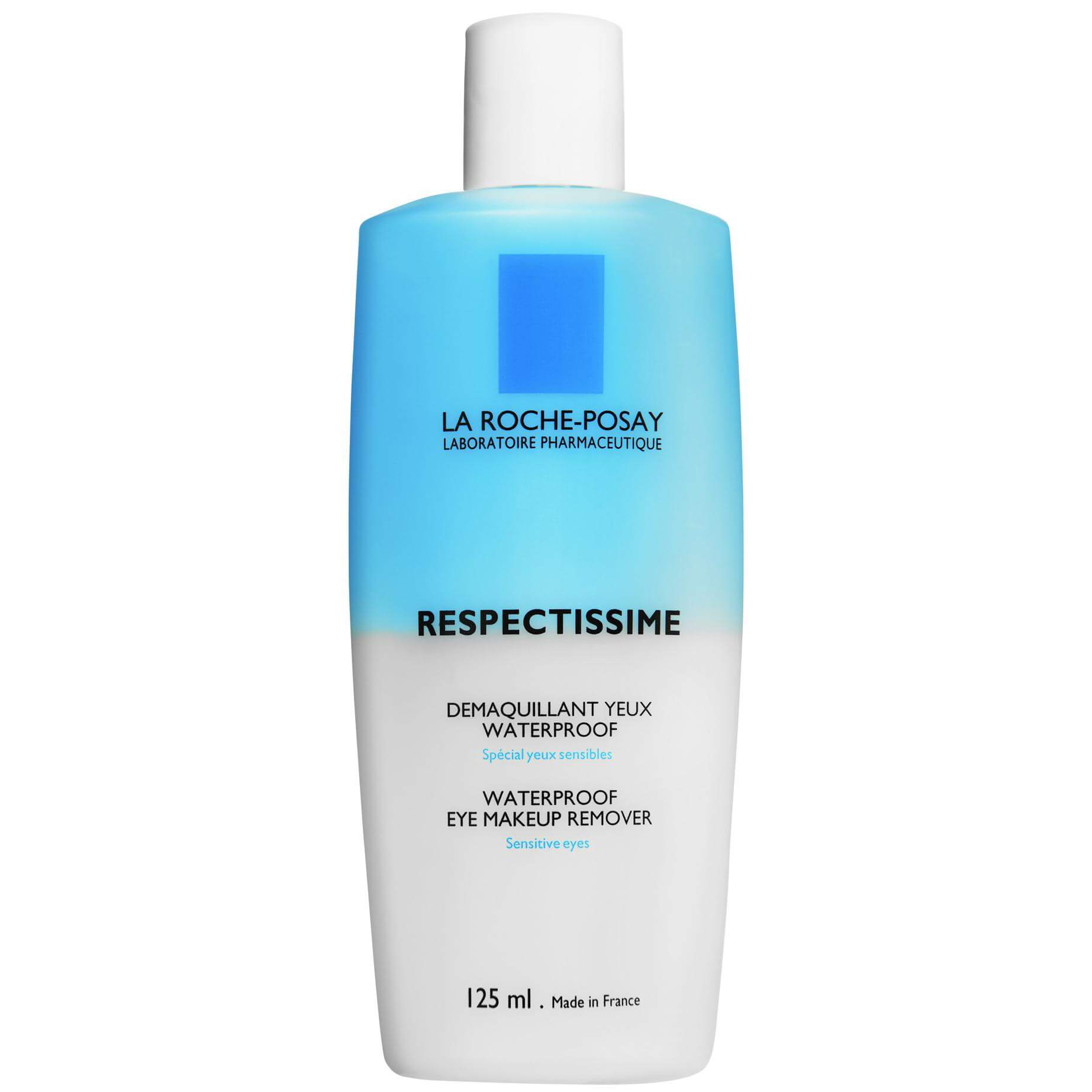 La Roche-Posay Respectissime Demaquillant Yeux Waterproof Ντεμακιγιάζ Ματιών 125ml