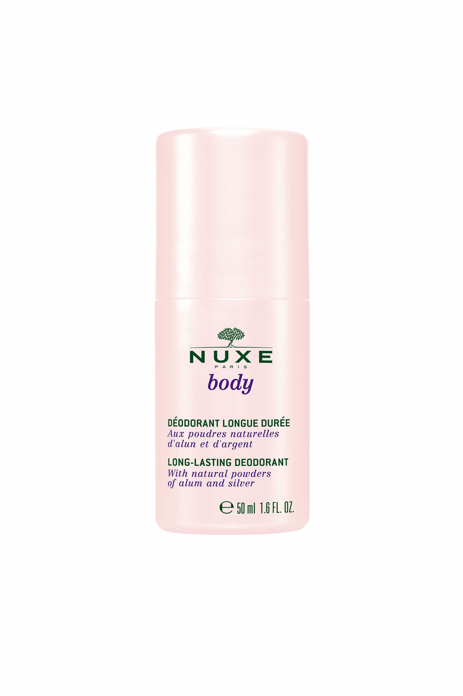 Nuxe Deodorant Long Lasting – Αποσμητικό Χωρίς Οινόπνευμα 50ml