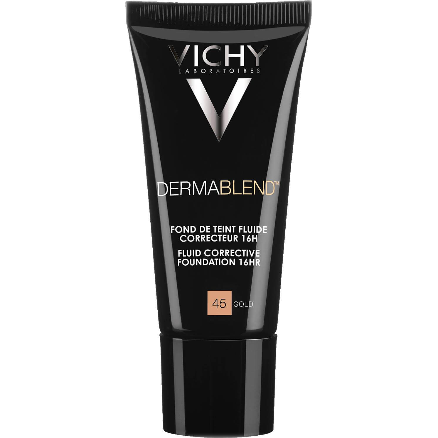Vichy Dermablend Fdt Correcteur Fluide Spf35 Διορθωτικό Make-Up με Λεπτόρρευστη Υφή 30ml – 25 nude