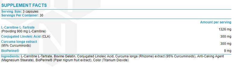 PharmaFirst Carni + Cla Προηγμένη Φόρμουλα 90Caps - Εικόνα 1