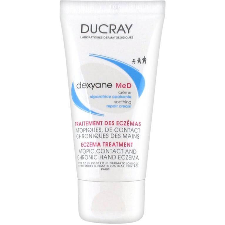 Ducray Dexyane MeD Creme Reparatrice Apaisante Κρέμα Κατά των Ατοπικών, Εξ Επαφής & Χρόνιων Εκζεμάτων των Χεριών 30ml