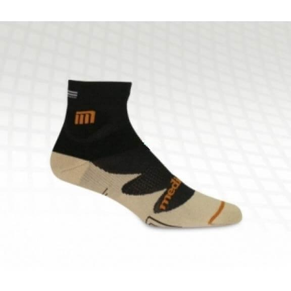 Medicore Diabetic Κάλτσες Μαύρες Για Διαβητικούς – 37-40 S-M