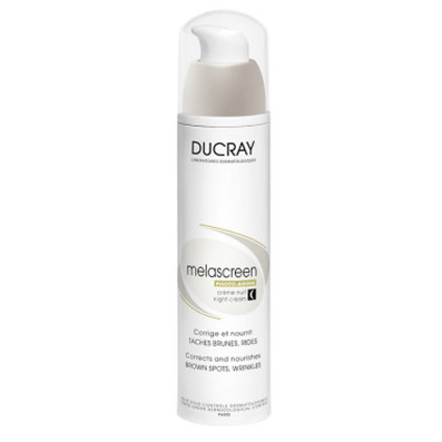 Ducray Melascreen Creme Nuit Κρέμα Νύχτας 50ml