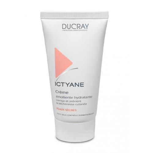 Ducray Ictyane Creme Κρέμα για Ξηρά και Αφυδατωμένα Δέρματα – 50ml