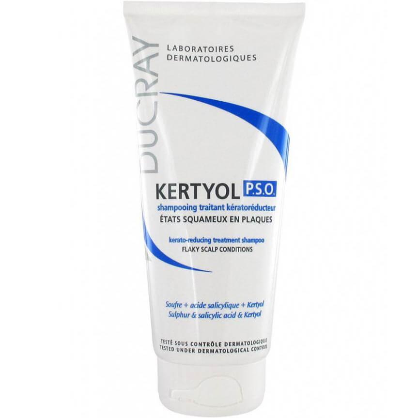 Ducray Kertyol P.S.O. Shampooing για την Εξάλειψη της Επίμονης &Σοβαρής Πιτυρίδας 200ml