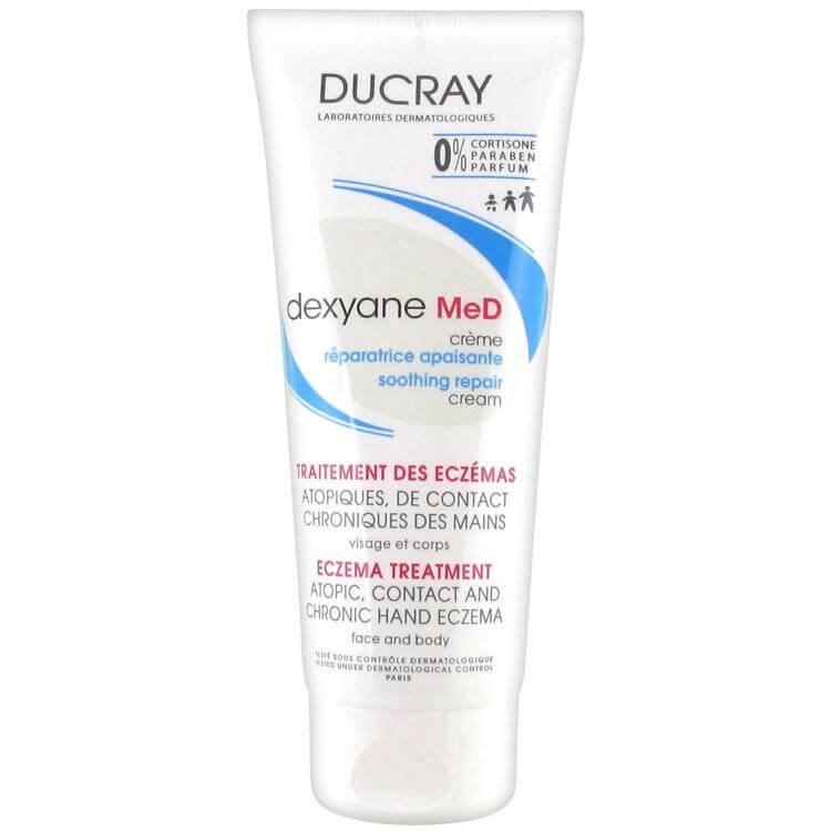 Ducray Dexyane MeD Creme Reparatrice Apaisante Κρέμα Κατά των Ατοπικών, Εξ Επαφής & Χρόνιων Εκζεμάτων των Χεριών 100ml