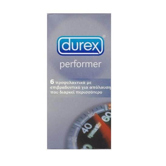 Durex Extended Pleasure Παρατείνει την Απόλαυση 6τεμ σετ   εκπτώσεις νοεμβρίου 2016