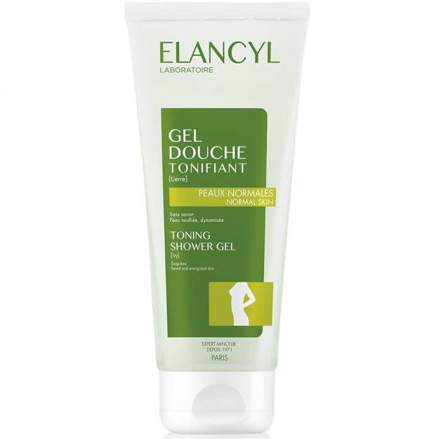 Elancyl Gel Douche Tonifiant Αφρόλουτρο Για Κάθε Τύπο Δέρματος, 200ml