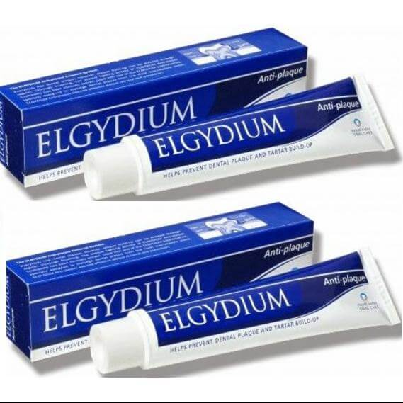 Elgydium Antiplaque 2 X 100ml Promo Με Έκπτωση -50% Στο Δεύτερο Προϊόν