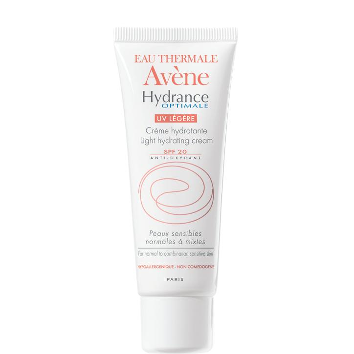 Avène Hydrance Optimale UV Legere Προστατευτική Ενυδατική Κρέμα Κανονικό Και Μεικτό Δέρμα Spf20 40ml
