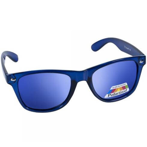 Eyelead Γυαλιά Ηλίου Unisex με Διάφανο Μπλε Σκελετό L629