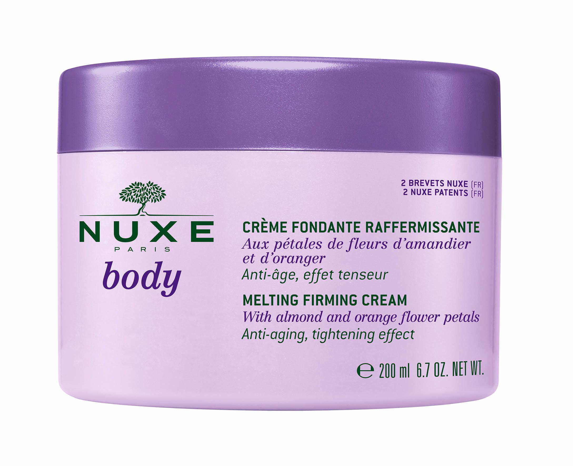 NUXE Body crème raffermissante – Συσφικτική Κρέμα Σώματος 200ml