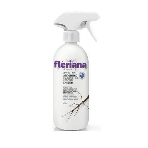 Fleriana Απωθητικό Έρποντων Εντόμων 400ml
