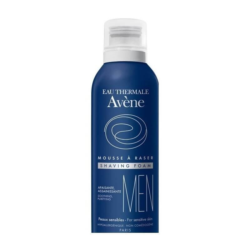 Avène Men Mousse A Raser Shaving Foam – Αφρός Ξυρίσματος Καταπραϋντικός, Εξυγιαντικός 200ml