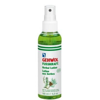 Gehwol Fusskraft Herbal Lotion Λοσιόν με αρωματικά βότανα 150ml