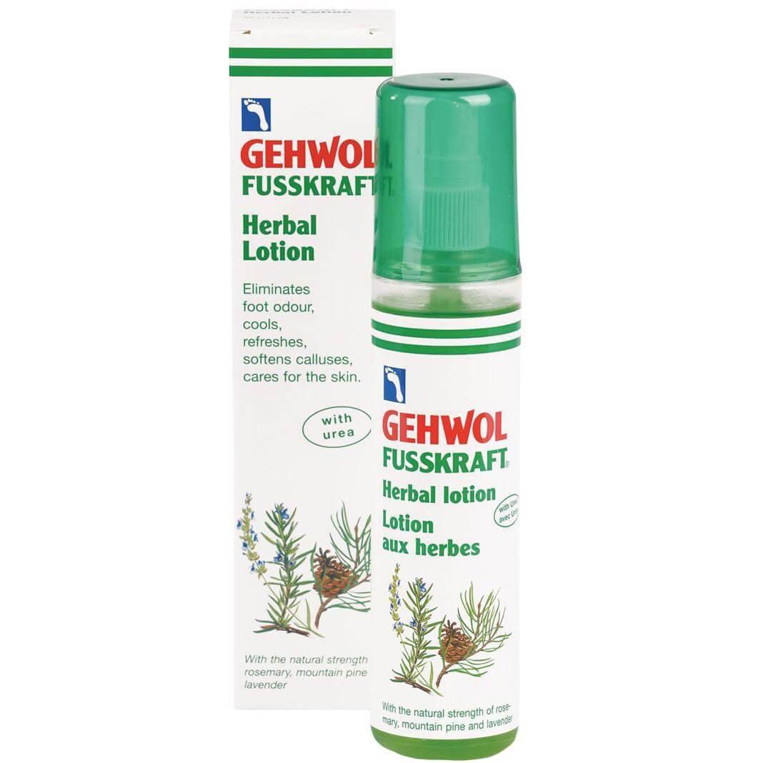 Gehwol Fusskraft Herbal Lotion Λοσιόν με Aρωματικά Bότανα 150ml