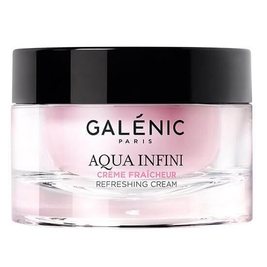 Galenic Aqua infini – Creme fraicheur Peaux Seches Κρέμα Δροσιάς – Πλούσια κρέμα δροσιάς για Ξηρό Δέρμα 50ml