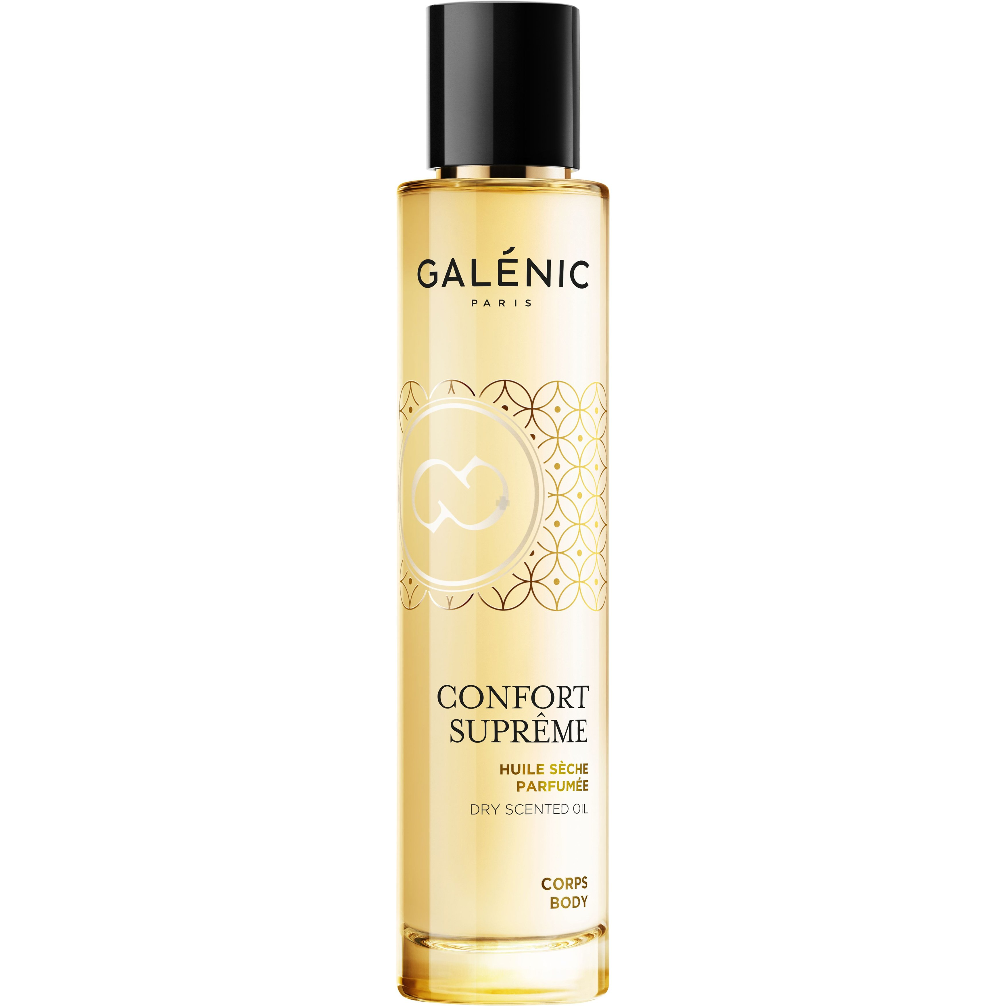 Galenic Confort Supreme Huile Seche Parfume Ξηρό Έλαιο Θρέψης Σώματος 100ml