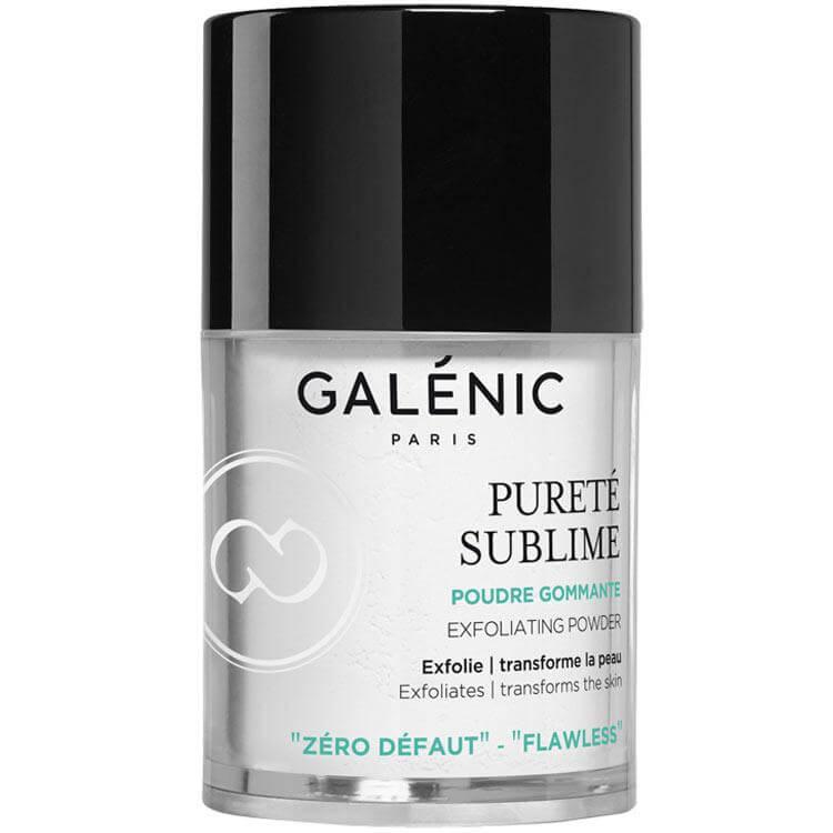 Galenic Purete Sublime Poudre Gommante Πούδρα Απολέπισης Προσώπου για Επιδερμίδα Εξαιρετικά Απαλή & Λεία 30g