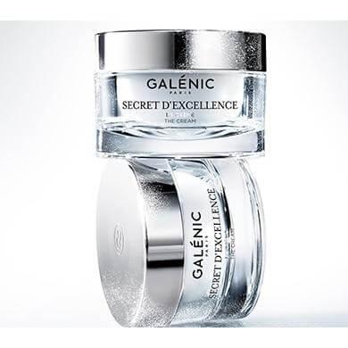 Galenic Secret dExcellence – La Creme Λευκή Κρέμα με Λεπτή Υφή 50ml