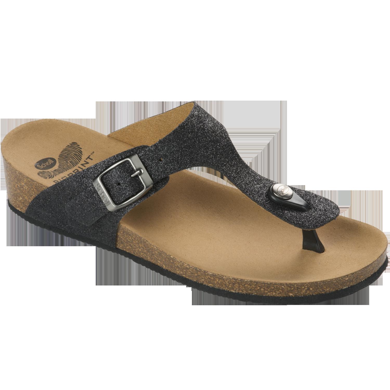 Dr Scholl Shoes Gandia Μαύρο Γυναικεία Ανατομικά Παπούτσια που Χαρίζουν Σωστή Στάση & Φυσικό, Χωρίς Πόνο Βάδισμα 1 Ζευγάρι – 41