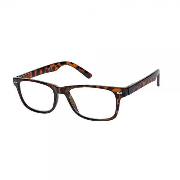 Eyelead Γυαλιά Διαβάσματος Μαύρο Καφέ E146 – 1,00