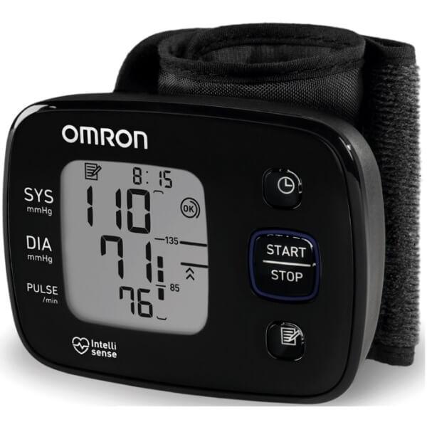 Omron Πιεσόμετρο Καρπού HG5 Precision φαρμακείο   πιεσόμετρα   θερμόμετρα   ηλεκτρικές συσκευές   πιεσόμετρα