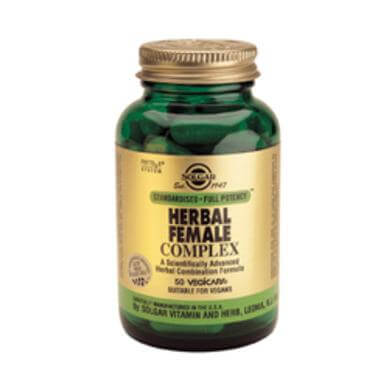 Solgar Sfp Herbal Female Complex 50veg.caps