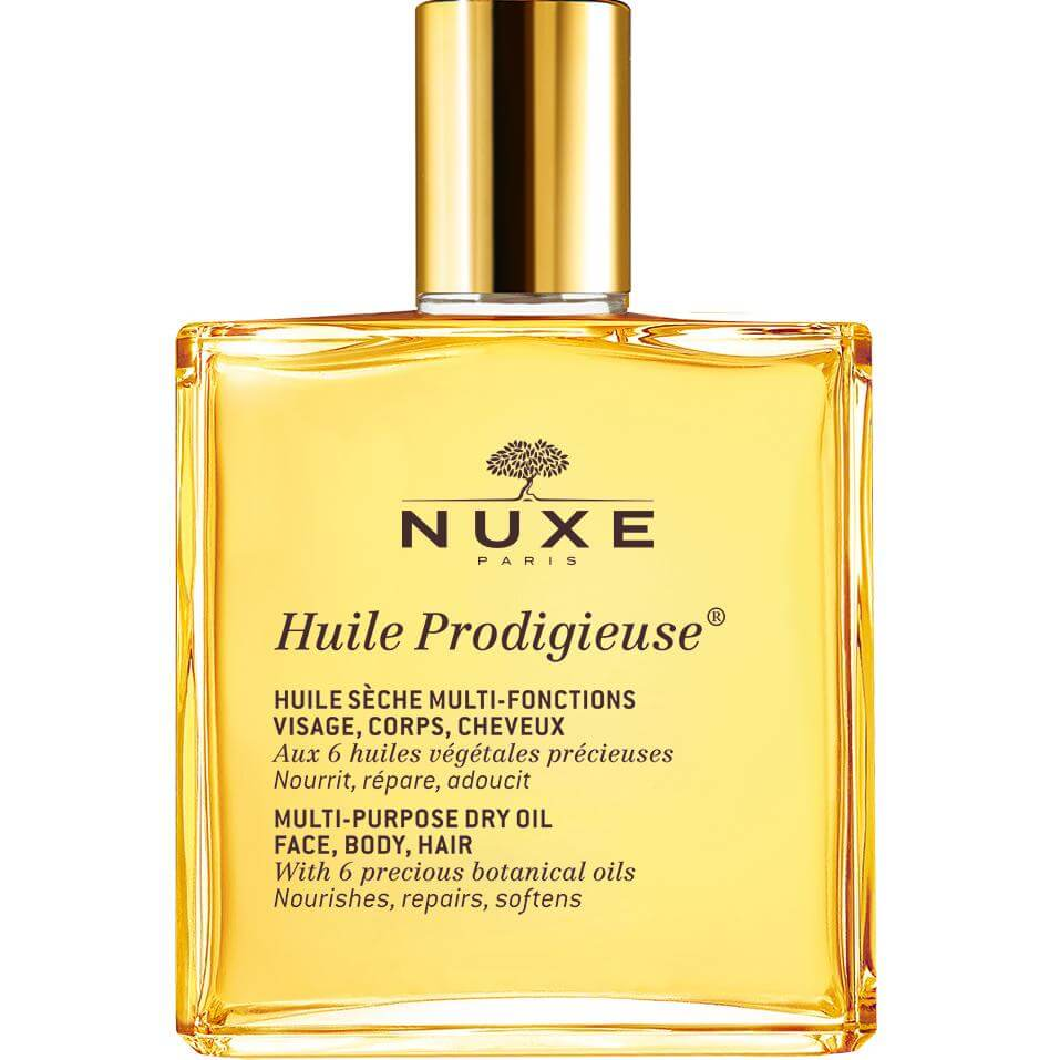 Nuxe Huile Prodigieuse Ξηρό Λάδι Ενυδάτωσης & Λάμψης για Πρόσωπο-Σώμα-Μαλλιά 50 υγιεινή   μαλλιά   μαλακτικά μάσκες ελιξίρια μαλλιών