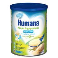 Humana Κρέμα Δημητριακών , χωρίς γάλα 400gr