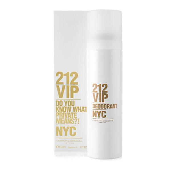 Carolina Herrera 212 VIP For Women Deodorant Spray 150ml