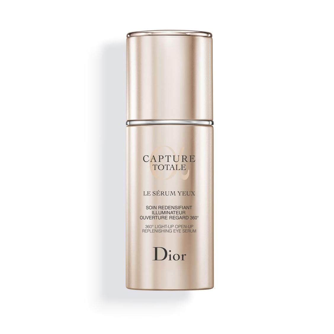 Christan Dior Capture Totale Le Serum 360 Light Up Open Up Replenishing Eye Serum 15ml